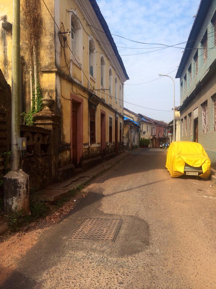 Panaji, Goa