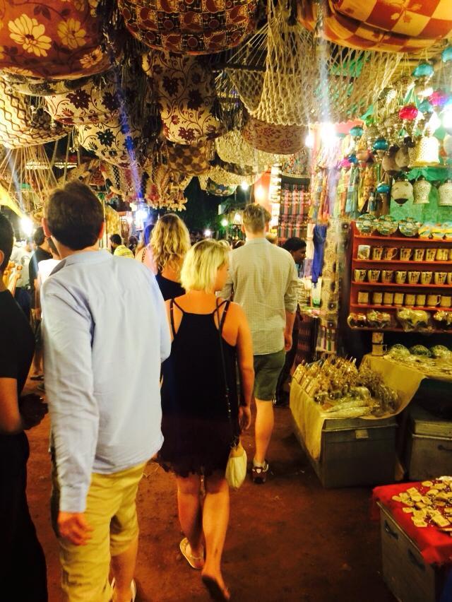 Nigh Market, Goa