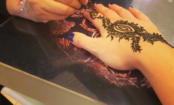 Henna Goa