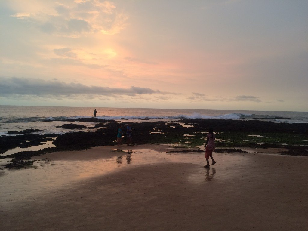Anjuna Sunset