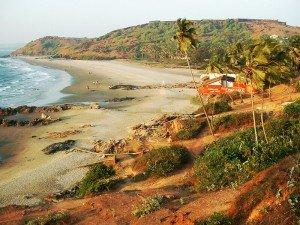 Vagator, Goa