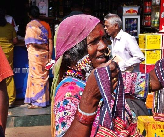 Mapusa Market, Goa