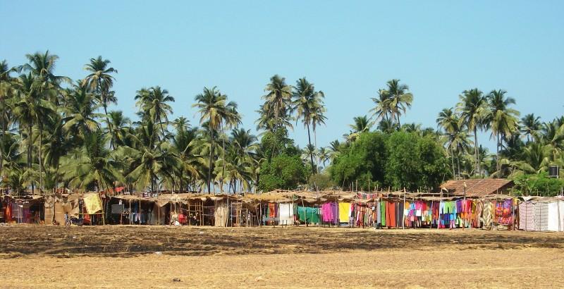 Anjuna, Goa